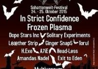 Schattenwelt Festival, 24-25.10.2015, Vienna, Austria