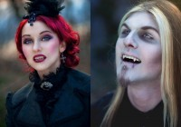 Vampire goths