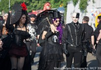 26th Wave-Gotik-Treffen, 2-5 June, 2017, Leipzig, Germany
