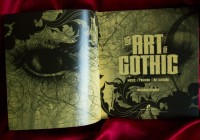 The Art of Gothic by Natasha Scharf
