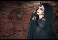 Lady Amaranth – The Goth Icon