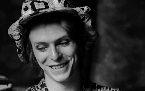 How Bowie found us