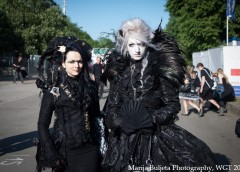27th Wave-Gotik-Treffen, May 18th to 21st, 2018 Leipzig, eastern Germany