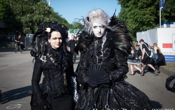 27th Wave-Gotik-Treffen, May 18th to 21st, 2018 Leipzig, eastern Germany