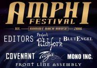 XII. Amphi Festival 2016
