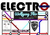 Electro London Festival 10.9 – 11.09. 2016, London, UK