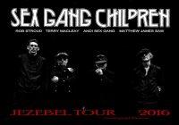 Sex Gang Children announce a live tour