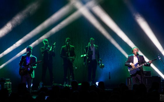 Level 42's 2016 Tour: Guildford performance at G Live