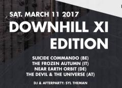 DownHill XI Edition / March.11.2017 / PP. Volt Sittard [NL]