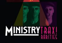 Ministry issues 'Trax! Rarities' double album via Cleopatra Records
