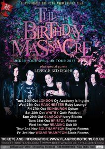 Birthday Massacre web