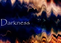 "The Colours Of Silence releases the first single ""Darkness"""