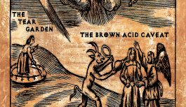 "The Tear Garden – ""The Brown Acid Caveat"" album review"