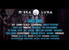 M'ERA LUNA FESTIVAL, August 12-13th 2017, Hildesheim, Germany