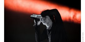 Review concert Gary Numan: Pioneer Of British Electronic Music at Exhibition Centre Liverpool 27-07-2017