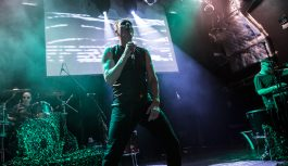 Front Line Assembly @ O2 Academy Islington, London, 24/08/2017 – Gallery