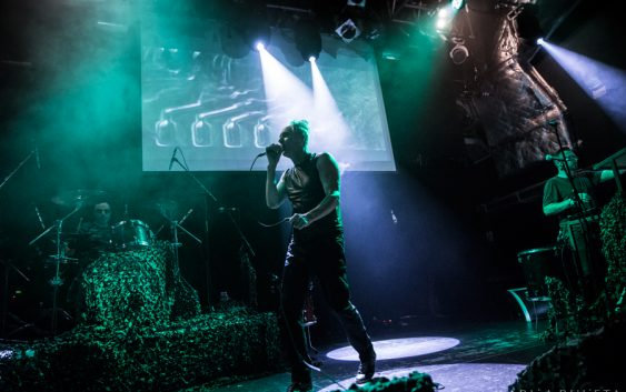 Front Line Assembly @ O2 Academy Islington, London show review