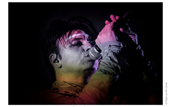 Gary Numan at Brighton Dome Concert Hall, 16.10.2017  – review