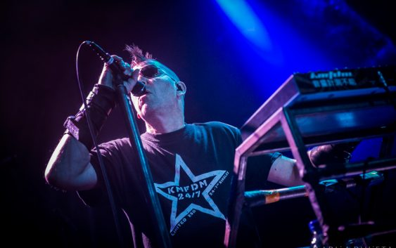 KMFDM @ O2 Academy Islington, London, 09/09/2017 – Gallery