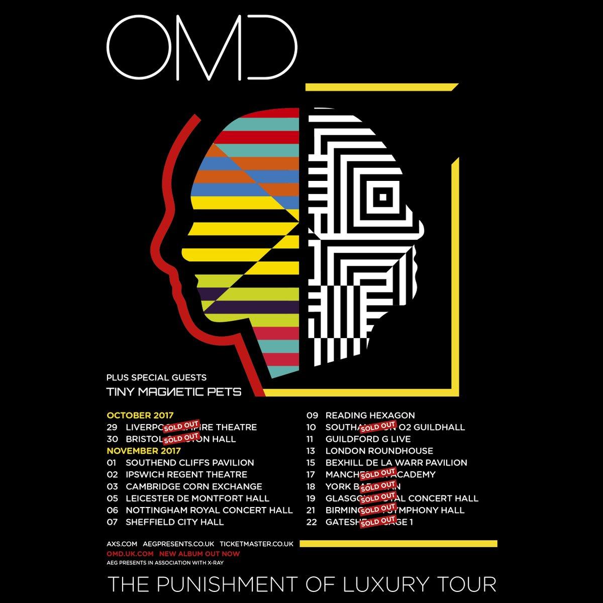 Omd Tour  Usa