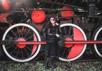 Dieselpunk with Necessary Evil