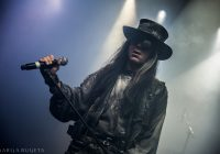 Fields Of The Nephilim + Skeletal Family + Salvation @ O2 Forum Kentish Town, London, 22/12/2017