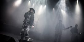 Fields of the Nephilim, Sketetal Family and Salvation @ O2 Forum Kentish Town, London,  22nd December 2018 – review