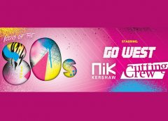 Icons of the 80s – Go West, Nik Kershaw and Cutting Crew UK tour