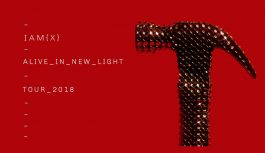 "IAMX ""Alive In New Light"" 2018 tour"