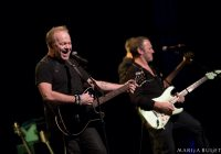 Icons of the 80s – Go West, Nik Kershaw and Cutting Crew UK tour, Woking, 04/02/2018 – Gallery