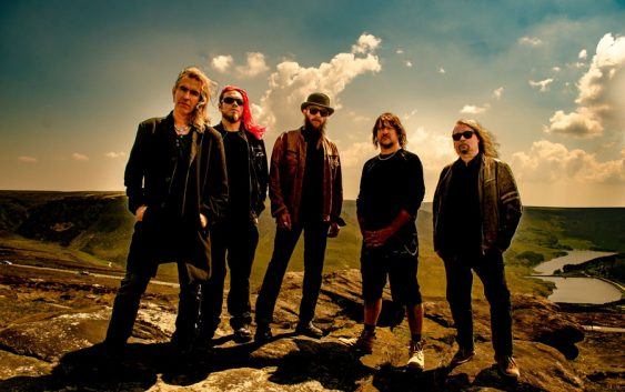 "New Model Army ""Nights of a 1000 Voices"" April 2018 London shows"