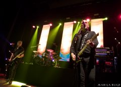 "The Stranglers ""The Definitive Tour"": Guildford show performance – review"