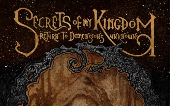 "MORTIIS: ""Secrets Of My Kingdom: Return To Dimensions Unknown"" – BOOK"