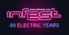 Infest Festival 2018, 23-26 August, Bradford, UK