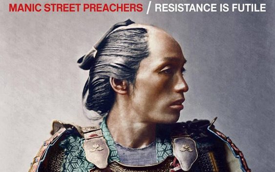 "Manic Street Preachers' new album ""Resistance Is Futile"" + ""International Blue"" video"