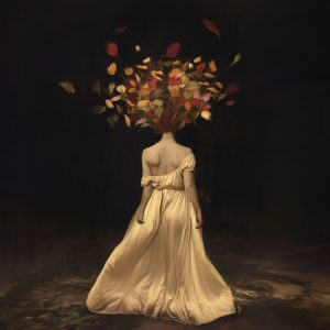 Autum Explosion - Based on photography by Brooke Shaden