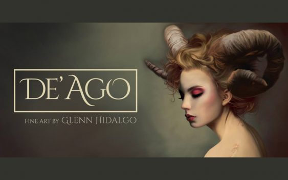 De'Ago Art paintings by Glenn Hidalgo
