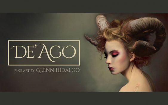 De'Ago Art paintings by Glenn Hidalgo