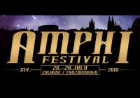 XIV. AMPHI FESTIVAL 2018, 28. & 29.07.2018 –COLOGNE | TANZBRUNNEN