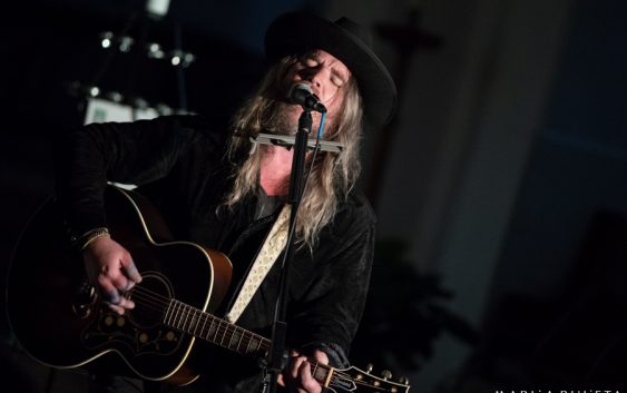 Israel Nash @ St Mary's Church, Guildford, 16/06/2018 – Gallery