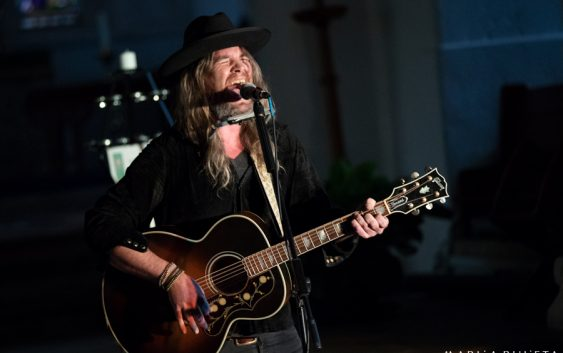 Israel Nash: Guildford acoustic show at St Mary's church on 16 June