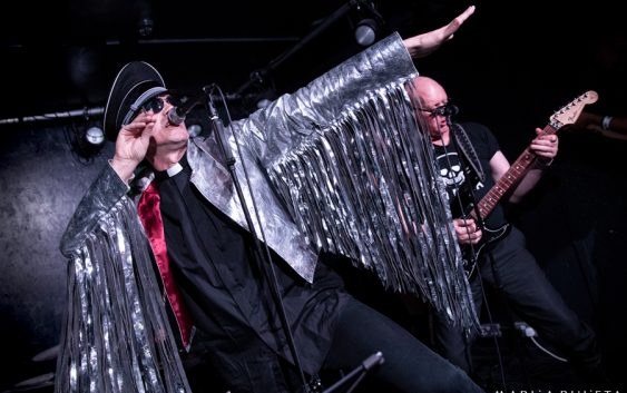 PIG – The 'Risen' Album Launch Show @ The Black Heart, London, 09/06/2019 – Gallery