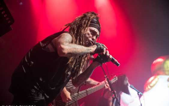 Ministry @ O2 Forum Kentish Town, London, July 21st, 2018 – review