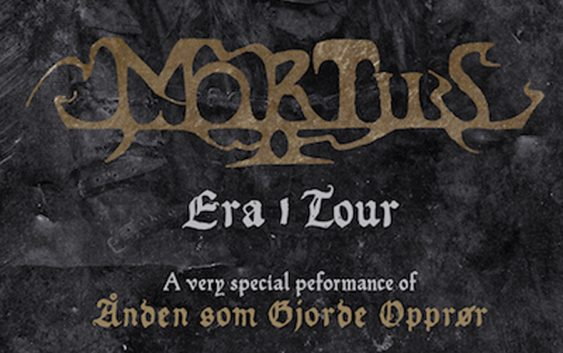 "Mortiis Era 1 South American Mini Tour + ""Reisene til Grotter og Ødemarker"" 1996 VHS, now available on DVD"