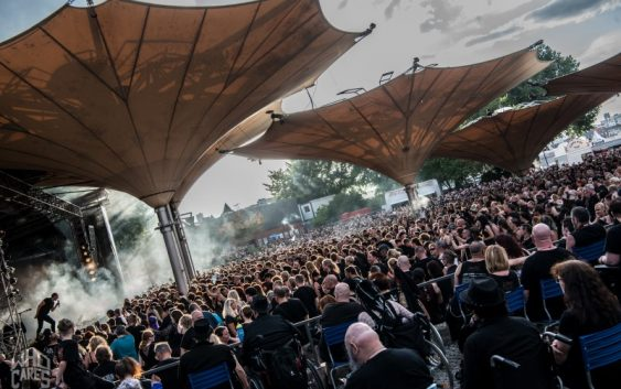 XIV. AMPHI FESTIVAL 2018, 28. & 29.07.2018 – COLOGNE | TANZBRUNNEN – Gallery