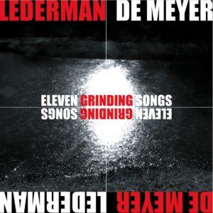 Lederman_ De Meyer CD cover