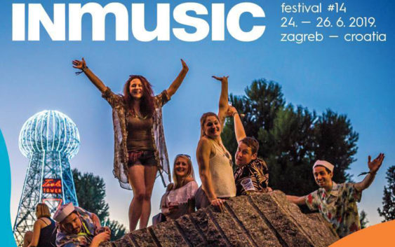 INmusic Festival #14, 24.-26. June 2019, Zagreb, Croatia