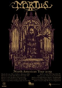 mortiis tour