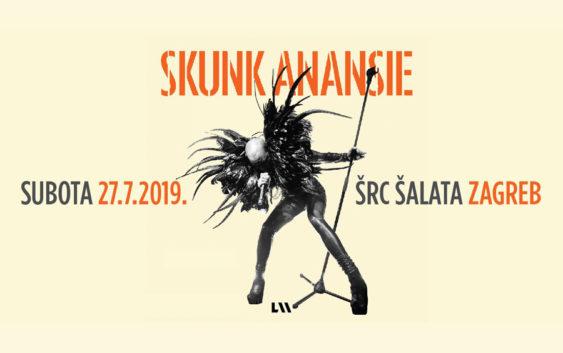 Skunk Anansie, 27th July 2019, ŠRC Šalata, Zagreb, Croatia