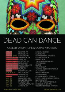 Dead Can Dance Tour